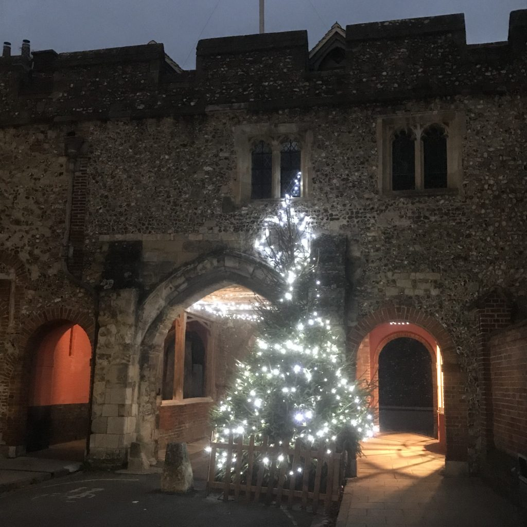 Christmas Memories in Winchester